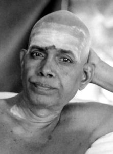 Ramana Maharshi was considered by some to be the perfect guru because his lived what he preached.