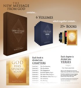 New Message from God books