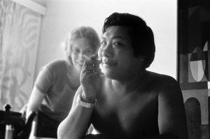 Chögyam Trungpa often drank to excess