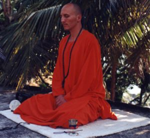 Aziz Kristof, a.k.a. Anadi, is a guru that supports spiritual practices.