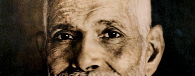 Ramana Maharshi guru